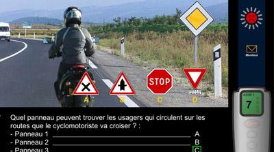Passer le Code de la Route avec La Poste ou SGS